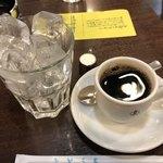 114272875 - アイスコーヒー400円。