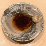 鮨 由う - 醤油と福井の地からし