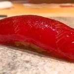 鮨 由う - ボストン産の赤身