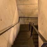 鮨 由う - 階段おります