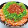 海鮮丼の駅前 - 料理写真: