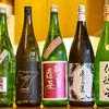 ほどがや千成鮨 - ドリンク写真:店主選りすぐりの地酒を
