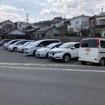 らーめん工房 龍 - 整列駐車