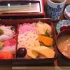 桜すし - 料理写真:ランチ上ちらし¥800