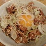 やきとん 一八 - スタミナ刺(タン・ミックス)¥450