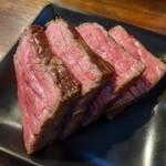 肉山 - 十勝産ハーブ牛もも肉