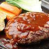 レストランカウベル - 料理写真:進化し続ける美味しさ 宮崎県産牛入り特選ビーフハンバーグ オニオンデミソース 200g (1,100円)
