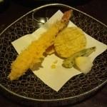 Sapporokaniya - さくさく食感抜群のかにの天ぷら