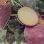K's table - サラダ(ある日のランチ)