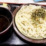 箱根そば本陣 - ざる(うどん)