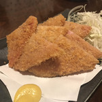 和浦酒場 弐 - コスパ最高 懐かしのハムカツ