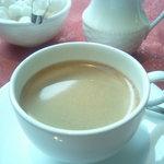 フレンチダイニング シェ ゆりの - コーヒー