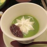 里湯昔話・雄山荘 - デザート