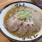 すみれ - 料理写真:味噌ラーメン(チャーシュー)