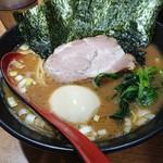麺家 黒 -