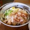 黄金の穂 - 料理写真:コシのあるうどん
