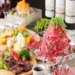 和個室×肉バル MIYABI - 料理写真:飲み放題付きコース3500円〜ご用意しております。