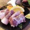 Yakinikunoganaha - 料理写真:やんばる島アグー豚モモロース 780円