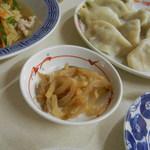 万里長城 - 搾菜