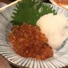 やきとん すずき - 料理写真:いくらおろし380円