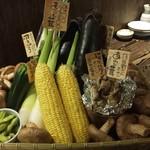 一歩一歩 - 野菜カゴ