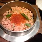 三好屋 - 海の親子釜飯
