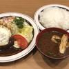 ニューコトブキ - 料理写真:ハンバーグ定食1296円税込み