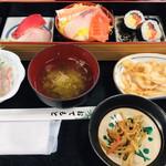 さかな屋 撰鮮 - 寿司定食 1480円