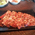 114321689 - 焼き肉定食W