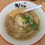 鬼そば 藤谷 - 鬼そば850円