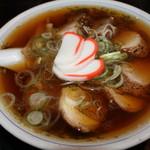 中華そば大石家 - チャーシュー麺 ¥1000