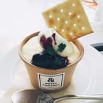 Fusion21 - レアチーズケーキ