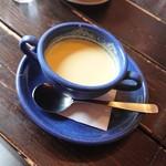 Cafe KaZe - 開田コーンスープ