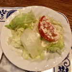 さぼうる 2 - サラダ