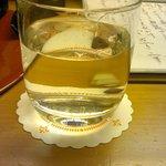 創作料理 鞆の浦 - 冷酒(獺祭2割3分)【器が今一つ】