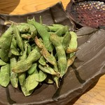 Enzou - 茶豆炙り焼き
