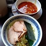 114352672 - 坦坦付け麺