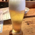 114355259 - 「キリンラガー生ビール」@600