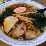鈴木食堂 - 料理写真:【ら〜めん…600円】♫2019/8