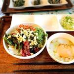 お惣菜バイキング もっくる - 料理写真: