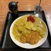 東嶋屋 - 料理写真:カツカレー