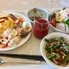 富士レークホテル - 料理写真:朝食バイキングd(^_^o)