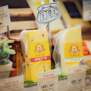 ◇お持ち帰りチーズ