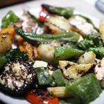 RODEO - 焼き野菜盛り合わせ