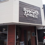 Spice&mill - お店 外観