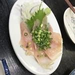 Taishuukappoutouhachi - 鶏刺し