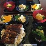 秋月 - 並うな丼1800(税込)ご飯大盛り2000円