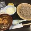 手打ち蕎麦 ほそだ - 料理写真:つけカレーそば1400円