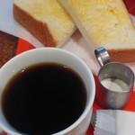活葉 - ホットコーヒー