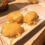種よし - アイスクリームの天ぷら